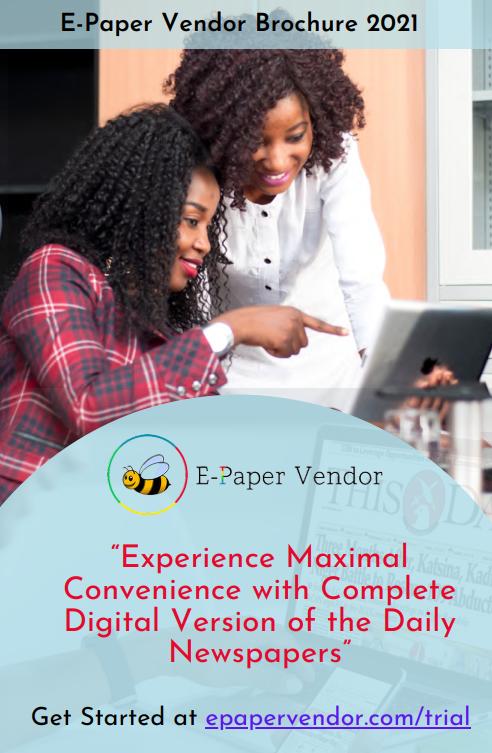E-Paper Vendor Brochure